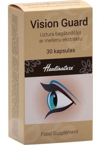 Healinature Vision Guard kapsulas N30