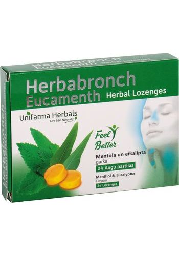 HERBABRONCH eucamenth