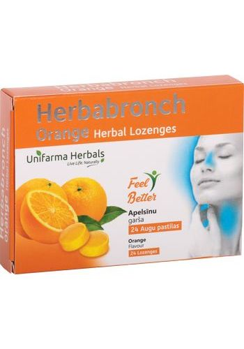 HERBABRONCH orange