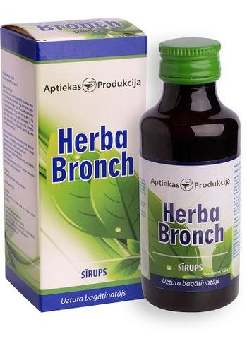 HerbaBronch Syrup 100ml