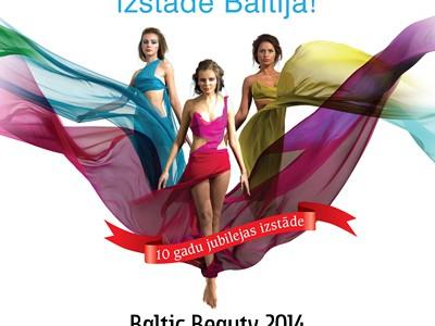 Jubilejas izstāde Baltic Beauty 2014