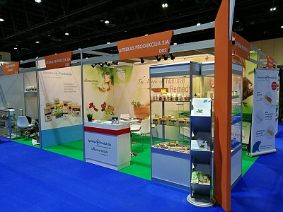 Middle East Natural & Organic Products Expo MENOPE 2016